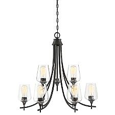 Octave 9 Light Chandelier