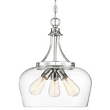 Octave 3-Light Pendant