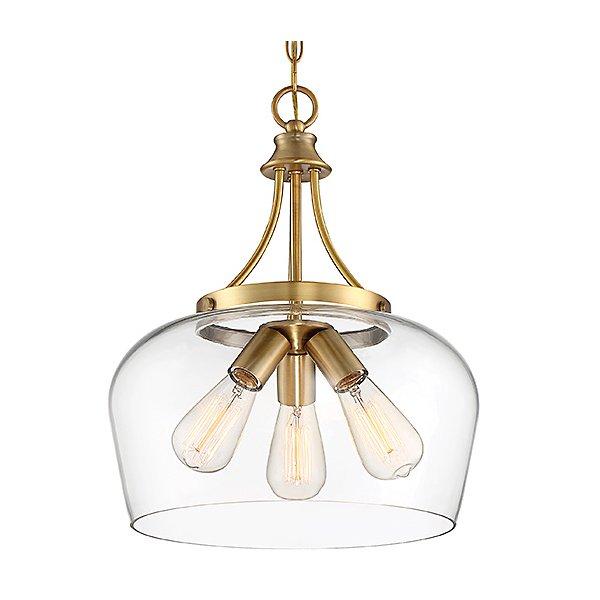 Octave 3-Light Pendant