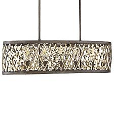 Sandoval Linear Chandelier Light