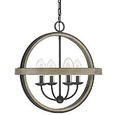 Westport Outdoor Chandelier