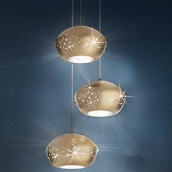 Inlay Multi-Light Pendant