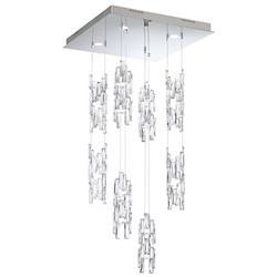 Turns LED Multi-Light Pendant