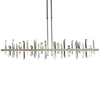Solitude Large LED Linear Suspension
