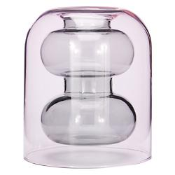 Bump Short Vase