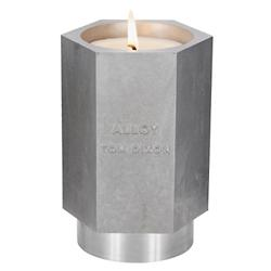 Alloy Candle (Large) - OPEN BOX RETURN