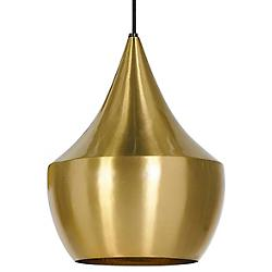 Beat Brass Light Pendant - Fat (Brass) - OPEN BOX RETURN