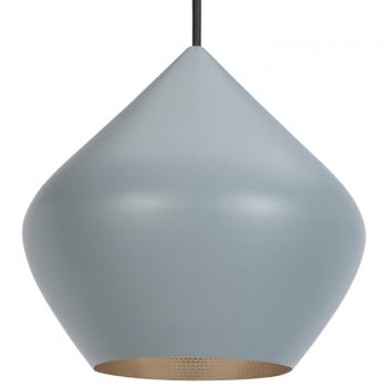 Beat Light Grey Pendant - Stout