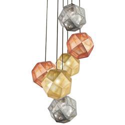 Etch Multi-Light Pendant