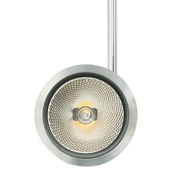 Shown in Chrome finish with Straight shade accessory (sold separately)