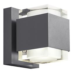 Voto 8 Outdoor LED Wall Sconce