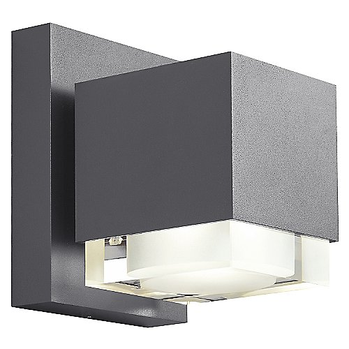 voto 8 outdoor led downlight wall sconce by tech lighting at lumens com