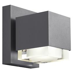 Voto 8 Outdoor LED Downlight Wall Sconce