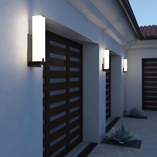 Cosmo 18 Outdoor LED Wall Sconce