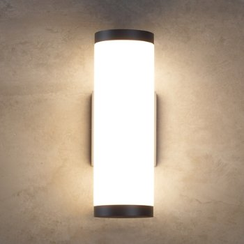 Gage LED Outdoor Wall Light