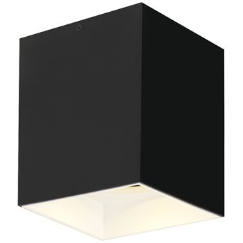 Shown in Matte Black Outer Finish and White Inner Finish