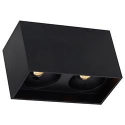 Exo Dual LED Flushmount