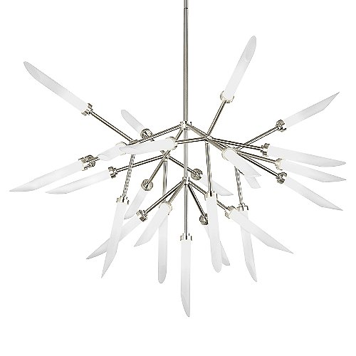 Spur chandelier by tech lighting at lumens aloadofball Gallery