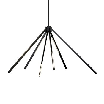 grand lotus chandelier by currey and company at lumens com