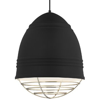 Shown in Rubberized Black, Polished Nickel Option