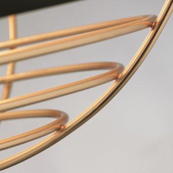 Shown in Copper Detail
