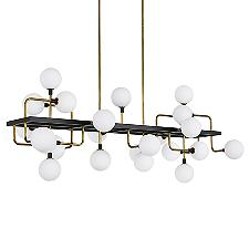 Viaggio Linear Chandelier Light