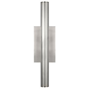 Shown in Satin Nickel finish, 17 Inch size