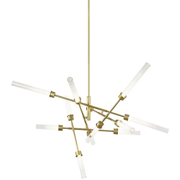 Linger LED Abstract Chandelier