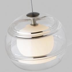 Sedona Low Voltage Mini Pendant(Clear/Nickel/LED) - OPEN BOX