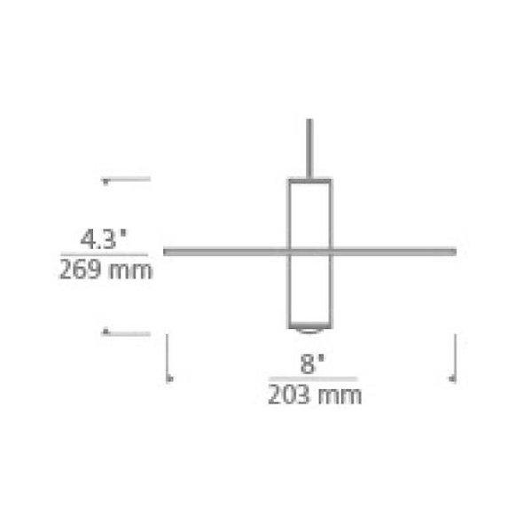 Ponte LED Mini Pendant