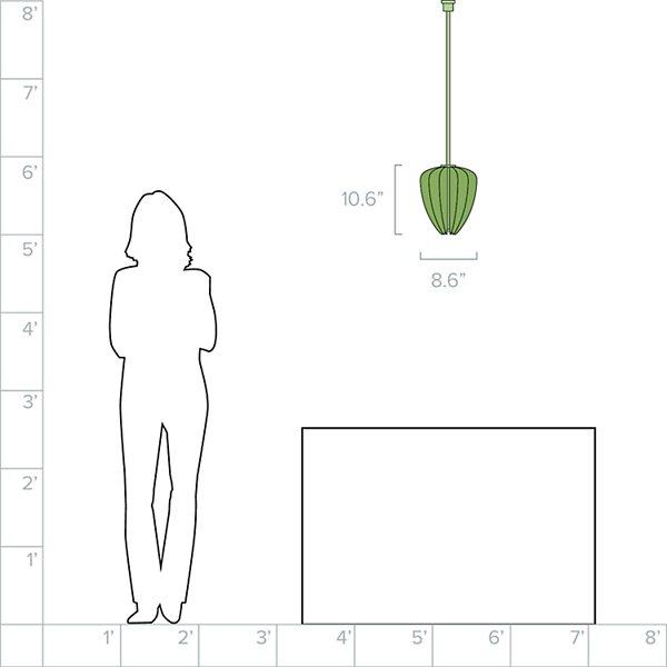 Nyra LED Mini Pendant