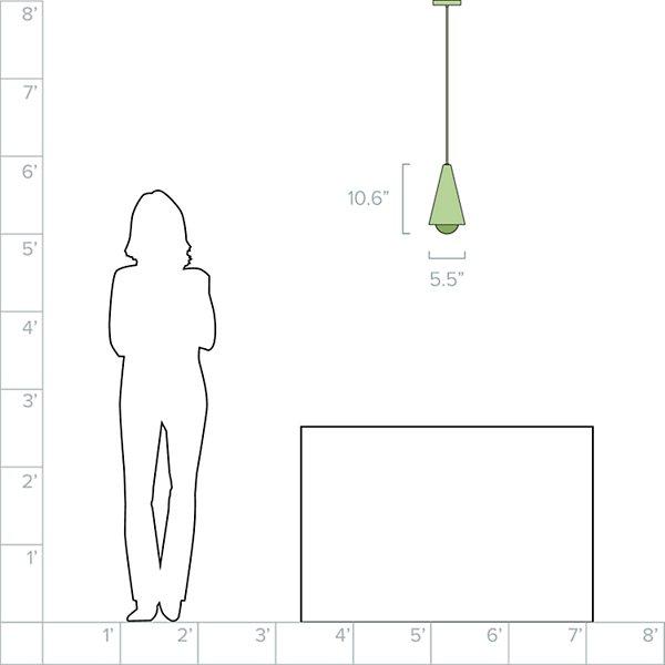 Joni LED Mini Pendant
