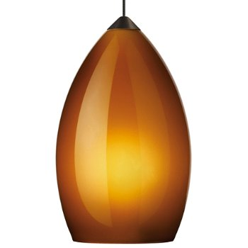 Shown in Amber shade with Antique Bronze finish