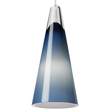 Shown in Steel Blue shade, Chrome finish