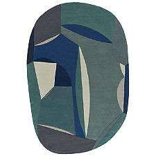 Polia Shape Oval Area Rug