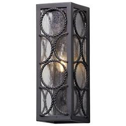 Bacchus Slim Outdoor Wall Sconce