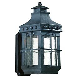 Dover Outdoor Wall Sconce (Natural Bronze) - OPEN BOX RETURN