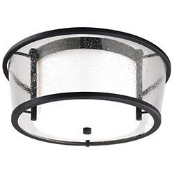 Bennington Outdoor LED Flushmount