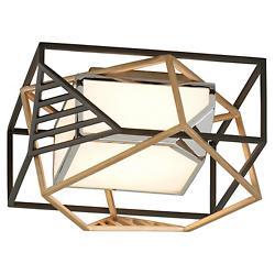 Cubist Flushmount