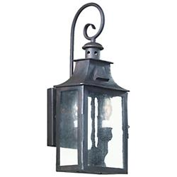 Newton Outdoor Wall Sconce No. BCD 9001 (Small) - OPEN BOX