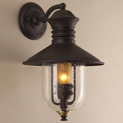 Old Town Outdoor Wall Lantern (Medium) - OPEN BOX RETURN