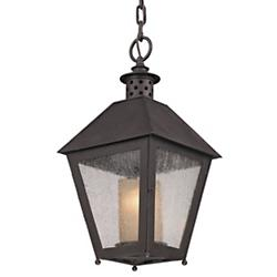 Sagamore Outdoor Pendant (Centennial Rust) - OPEN BOX RETURN
