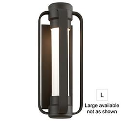 Verve Outdoor LED Wall Sconce (Non Marine/Large) - OPEN BOX