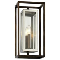 Morgan Framed Outdoor Wall Sconce