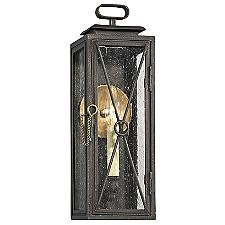 Randolph Narrow Outdoor Wall Sconce