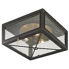 Randolph Outdoor Flushmount Light