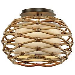 Balboa 3-Light Semi-Flushmount