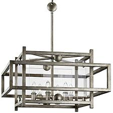 Crosby 6-Light Linear Suspension