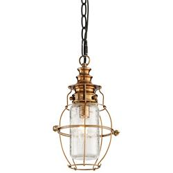 Little Harbor Outdoor Pendant (Small) - OPEN BOX RETURN