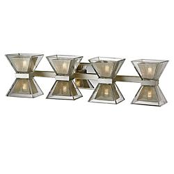 Expression Bath Bar (Gold Leaf/8 Lights) - OPEN BOX RETURN